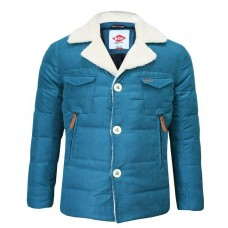 Куртка Lee Cooper Sherpa Collar Blue Jacket