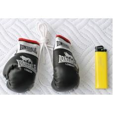 Сувенирные перчатки Lonsdale черные
