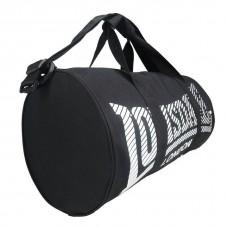 Сумка Lonsdale Barrel Bag черный/белый
