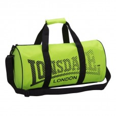 Сумка Lonsdale Barrel Bag Green/Black