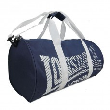 Сумка Lonsdale Barrel Bag Navy/White