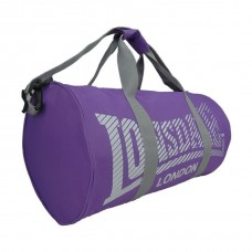 Сумка Lonsdale Barrel Bag Purple/Grey